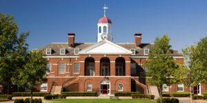 ハーバード大学校舎写真